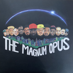 Micall Parknsun, Giallo Point ‎– The Magnum Opus LP