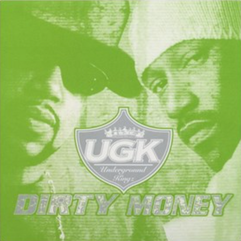 U.G.K. - Dirty Money 2LP (Green Vinyl)