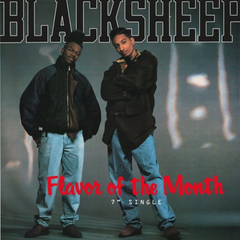 Black Sheep - Flavor Of The Month 7-Inch