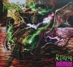 Rebel Priest - R'lyeh Heavy LP