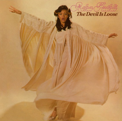Asha Puthli - The Devil Is Loose LP