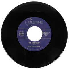 Ikebe Shakedown / The Jive Turkeys - No Answer 7-Inch