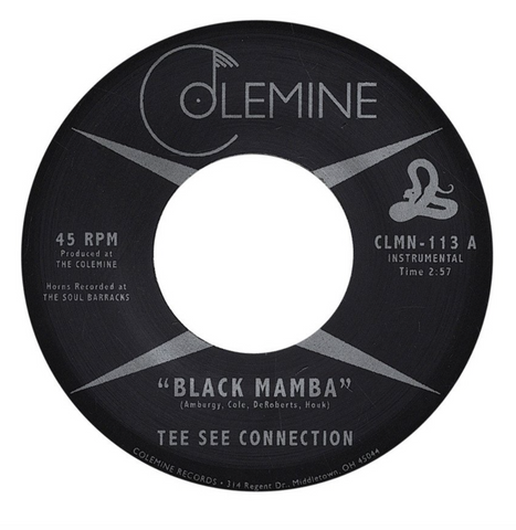 Tee See Connection - Black Mamba 7-Inch