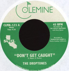 Droptones - Don't Get Caught 7-Inch