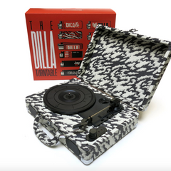 Dilla Turntable + 7-Inch