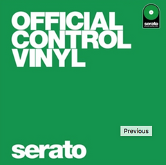 Serato Performance Vinyl - Green 2LP