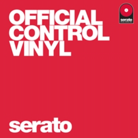 Serato Performance Vinyl - Red 2LP