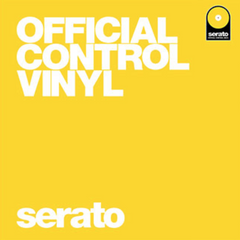 Serato Performance Vinyl - Yellow 2LP
