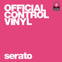 Serato Performance Vinyl - Pink 2LP