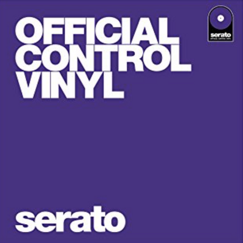 Serato Performance Vinyl - Purple 2LP
