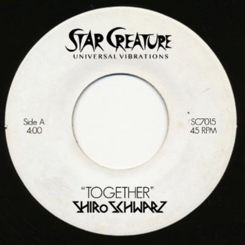 Shiro Schwarz - Together / Boogie Ghost 7-Inch