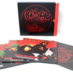 Black Moon - Enta Da Stage:  The Complete Edition 6 x LP Boxset