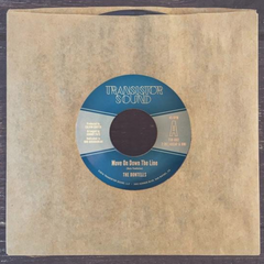 The Dontells - Move On Down / There Goes A Fool 7-Inch