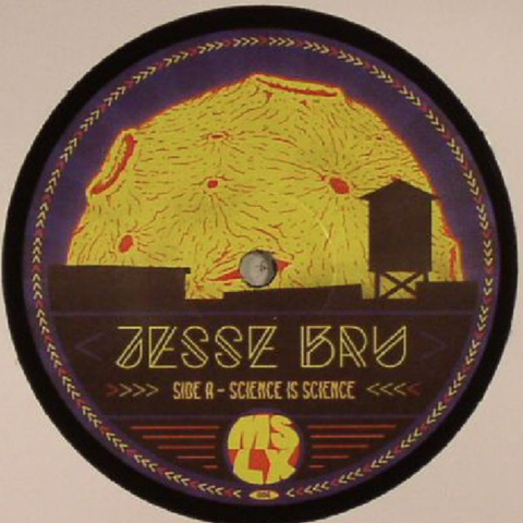Jesse Bru - Science Is Science / Basement Dweller 7-Inch