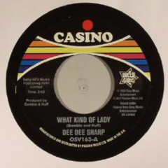 Dee Dee Sharp - What Kind Of Lady 7-Inch