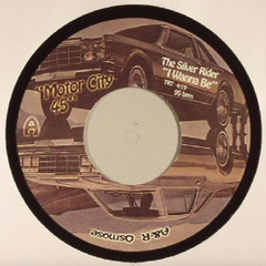 Osmose and Silver Rider - Motor City 7-Inch
