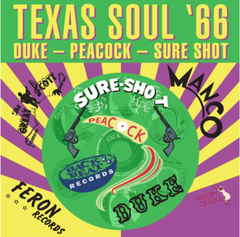 Various - Texas Soul 66 LP