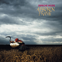 Depeche Mode - A Broken Frame LP (180g)