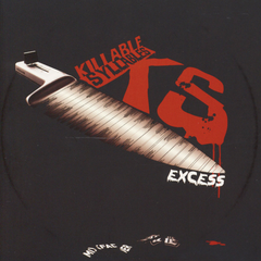 DJ Excess / Mixfader - Killable Syllables 7-Inch