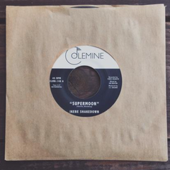 Ikebe Shakedown - Supermoon / The Ally 7-Inch