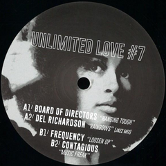 Unlimited Love #7 EP