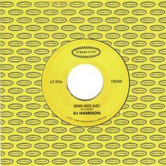 DJ Harrison - Rule The World & I'm From Virginia 7-Inch