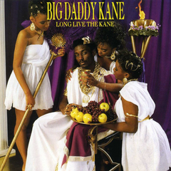 Big Daddy Kane - Long Live The Kane LP (Black/Purple Split Vinyl)