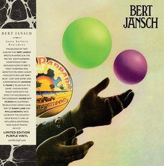 Bert Jansch - Santa Barbara Honeymoon + CD (Purple Vinyl)