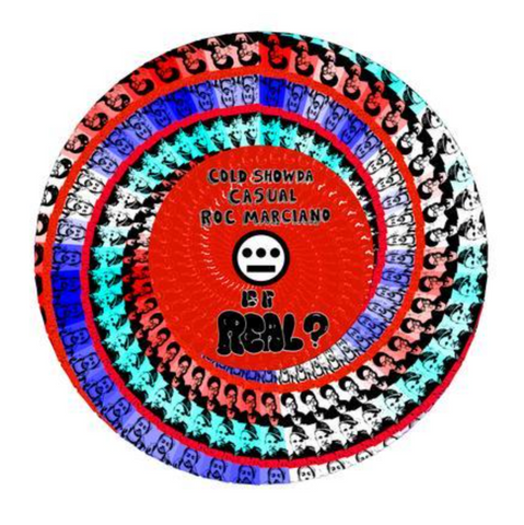 Cold Showda feat Roc Marciano, Casual & Opio - Is It Real?  7-Inch