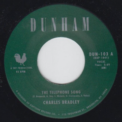 Charles Bradley & The Menahan Street Band - The Telephone Song 7 Inch