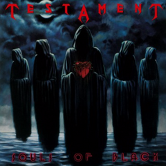 Testament - Souls Of Black LP (red vinyl)