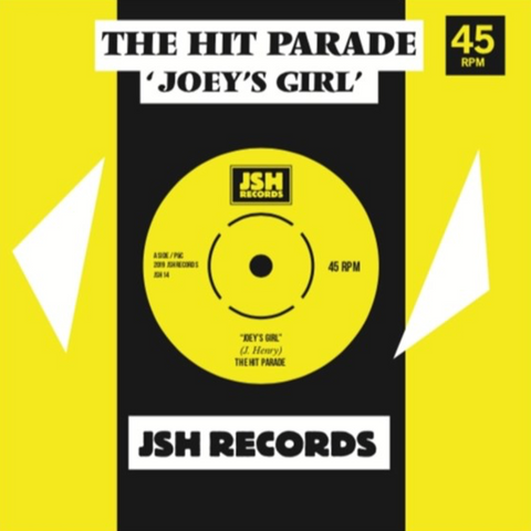 The Hit Parade - Joey's Girl 7-Inch