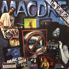 Mac Dre - The Best Of Mac Dre Vol 1 Part 1 2LP