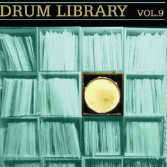 Paul Nice - Drum LIbrary Vol 9