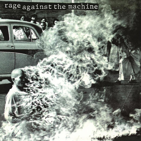 Rage Against The Machine - Rage Against The Machine LP (180g)