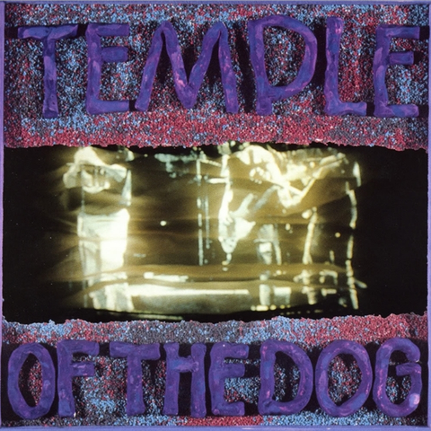 Temple Of The Dog - Temple Of The Dog 2LP (180g Audiophile Vinyl, Etched D-Side)