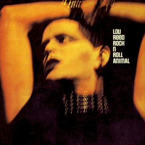 Lou Reed - Rock and Roll Animal LP