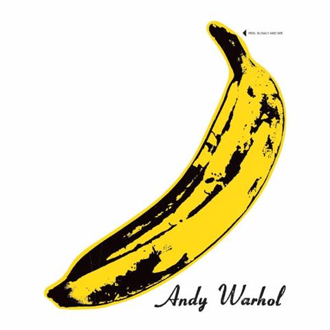 The Velvet Underground & Nico LP (Banana Cover)
