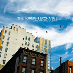Foreign Exchange - Love In Flying Colors 2LP + 7-Inch + Download Card
