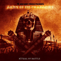Jedi Mind Tricks Presents: Army Of The Pharoahs - Ritual Of Battle 2LP (Gold Vinyl)