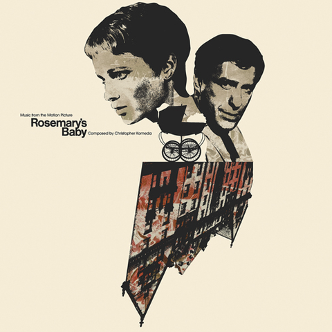 Rosemary's Baby - Original Soundtrack LP
