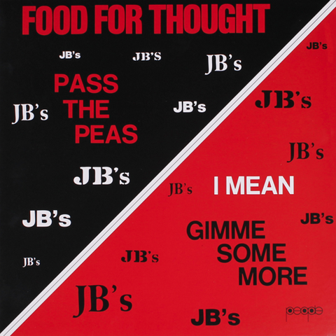 The JBs - Food For Thought LP