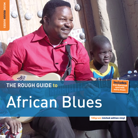 Rough Guide To African Blues LP