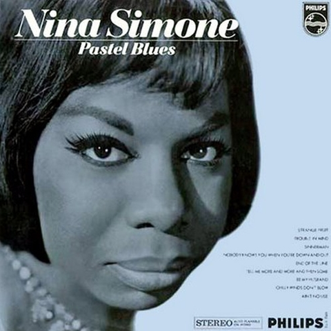 Nina Simone - Pastel Blues LP (180g Audiophile)
