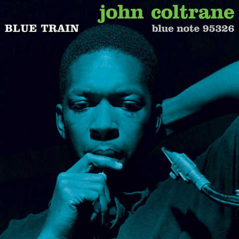 John Coltrane - Blue Train LP