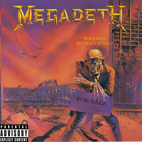 Megadeth - Peace Sells, But Who's Buying? (180g Limited Edition)