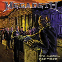 Megadeth - The System Has Failed LP
