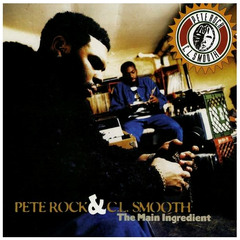 Pete Rock & CL Smooth - Main Ingredient 2LP