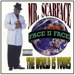 Scarface - The World Is Yours 2LP