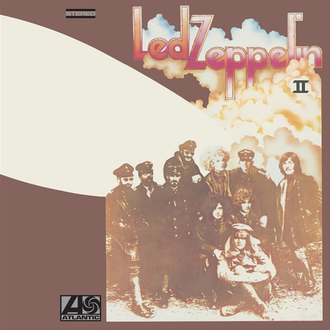 Led Zeppelin - Led Zeppelin II LP (180g)